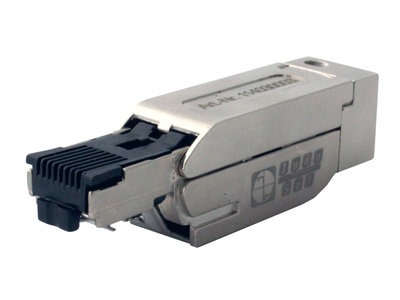 PROFINET Connector RJ45 Plug Fast Connect 180°/90°