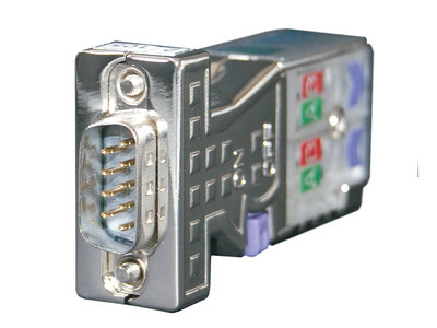 PROFIBUS Diagnosestecker axial