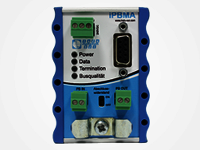 PROFIBUS measuring point
