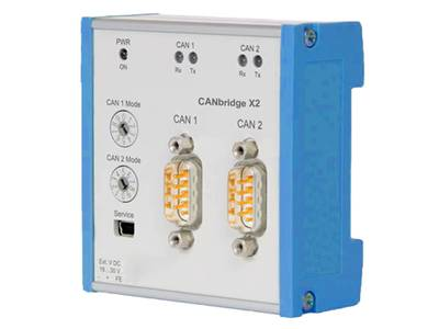 CAN Bus Repeater CANbridge X2