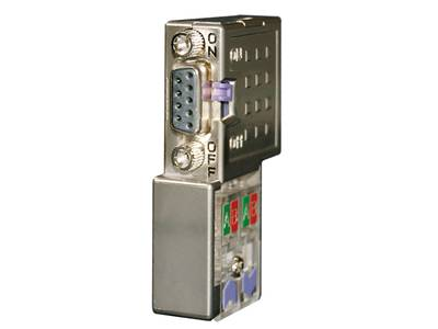 PROFIBUS Stecker PG/90° Fast Connect
