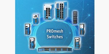 Full managed Switches PROmesh
