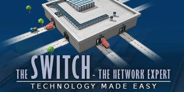 The SWITCH - The network expert | Technology made easy