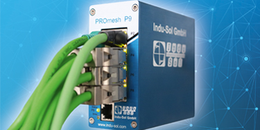 PROFINET/Industrial Ethernet Switches PROmesh