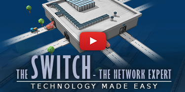 The SWITCH - The network professional