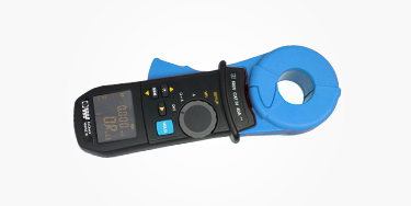 Mesh resistance measuring clamp EMCheck®