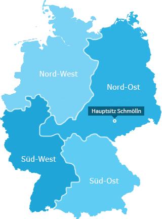 Nord West Ost Süd : indu sol vertrieb deutschland ~ Markanthonyermac.com Haus und Dekorationen