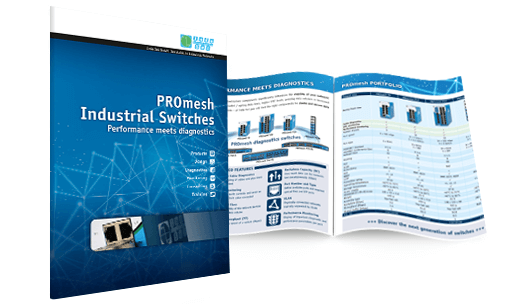 PROmesh product range - download flyer for free