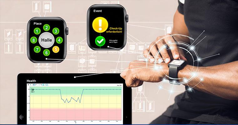Zustandsmonitoring: Der Fitnesstracker für OT-Netzwerke