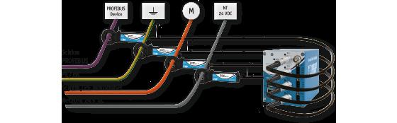 EMV-INspektor V2 mit Zangen