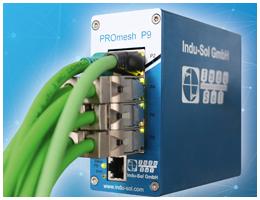 Indu-Sol Webinar: Intelligentes switchen mit PROmesh P9