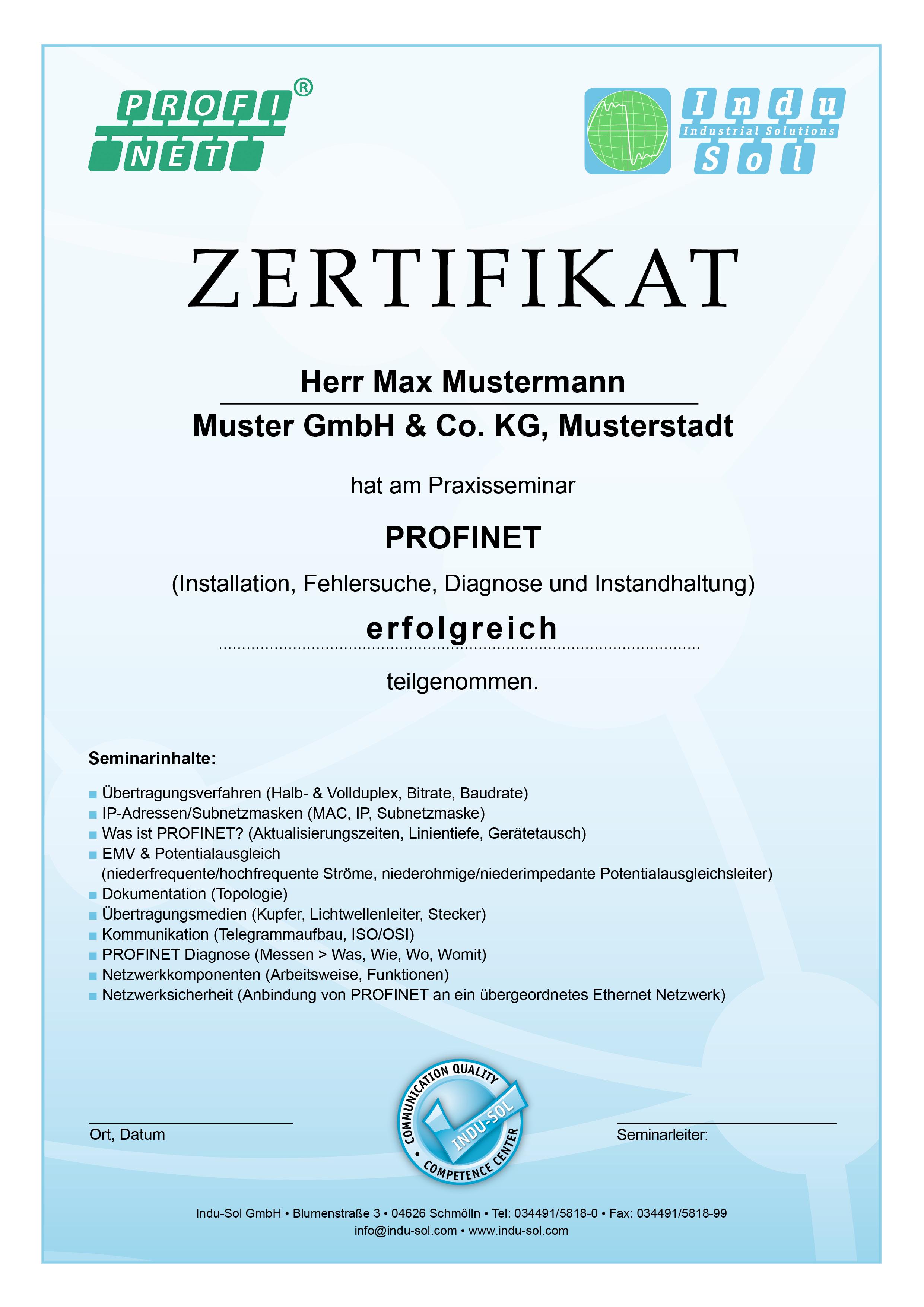 Großartig Zertifizierung Vorlagen Galerie - Bilder für das ...