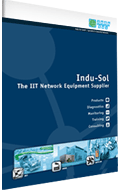 IIT Network Equipment Supplier brochure Indu-Sol GmbH