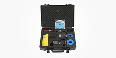 All tools in one case to prove the EMC conformity