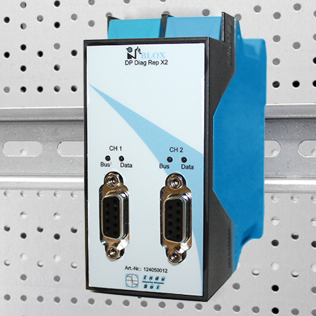 DP Diagnoserepeater X2 für PROFIBUS
