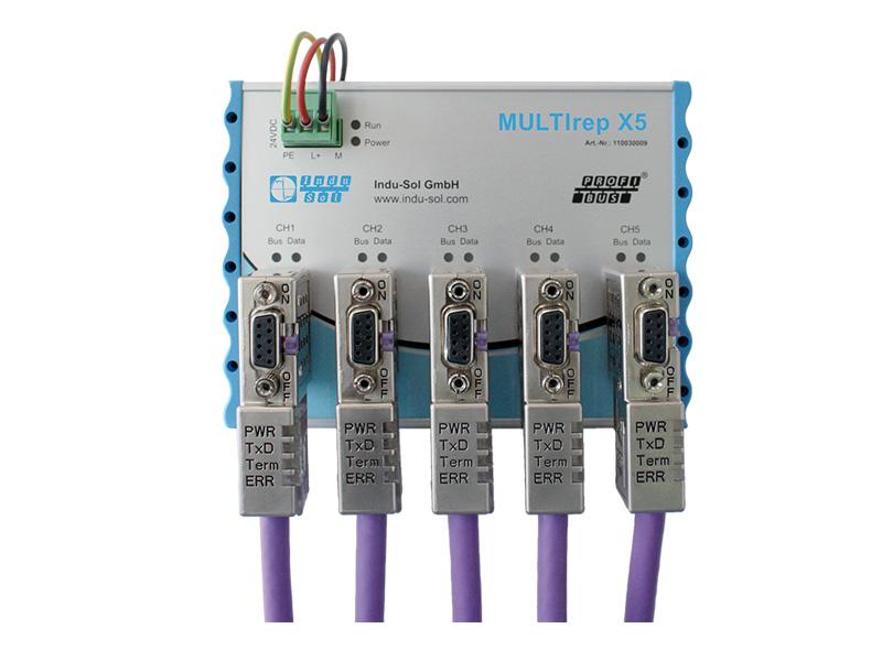 PROFIBUS cables, connectors, repeaters & more - Indu-Sol