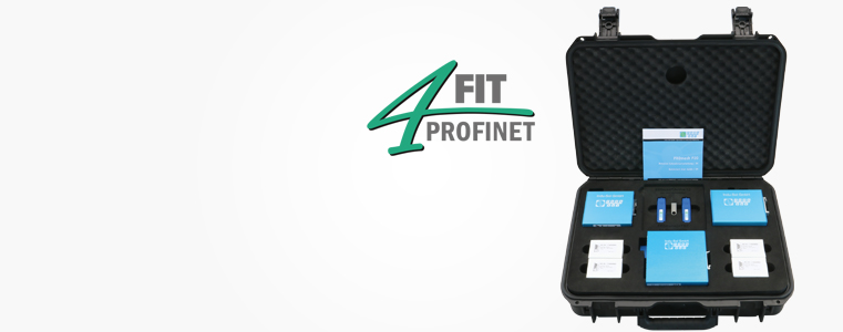 Fit4PROFINET package for acceptance test, maintenance and troubleshooting of PROFINET networks