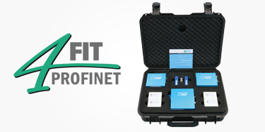 Ensures a stable operation of your PROFINET plant