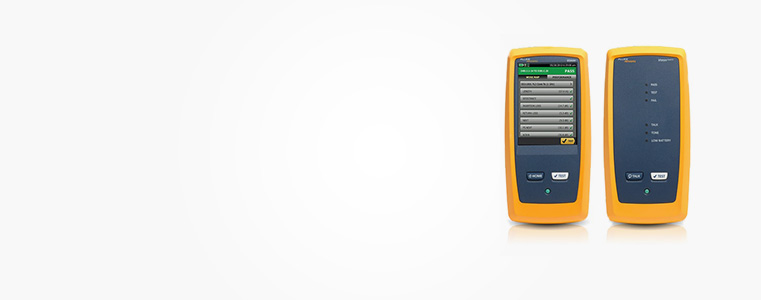 PROFINET cable tester for certification