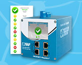 PROmesh P10 - Extended monitoring with the PROFINET INspektor NT