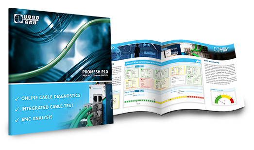 PROmesh P10 - Request brochure