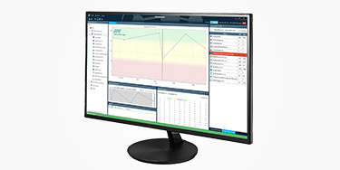 The central monitoring software